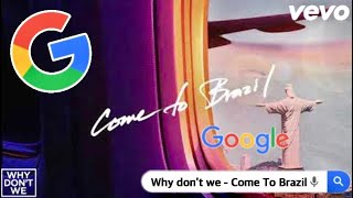 Come To Brazil But Every Word Is A Google Image (Why Don't We)