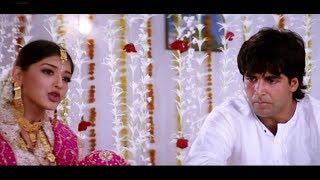 अक्षय ने किया सुनील शेट्टी को परेशान - Comedy Movie Scene - Akshay Kumar -Saniel Shetty