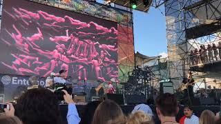 All Your Light (Times Like These) by Portugal The Man @ Riptide Music Festival on 12/2/17