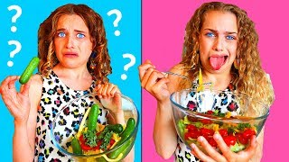 Twin Telepathy of Salad (WHAT IS THIS??) w/Norris Nuts