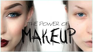 The Power of Makeup | Evelina Forsell