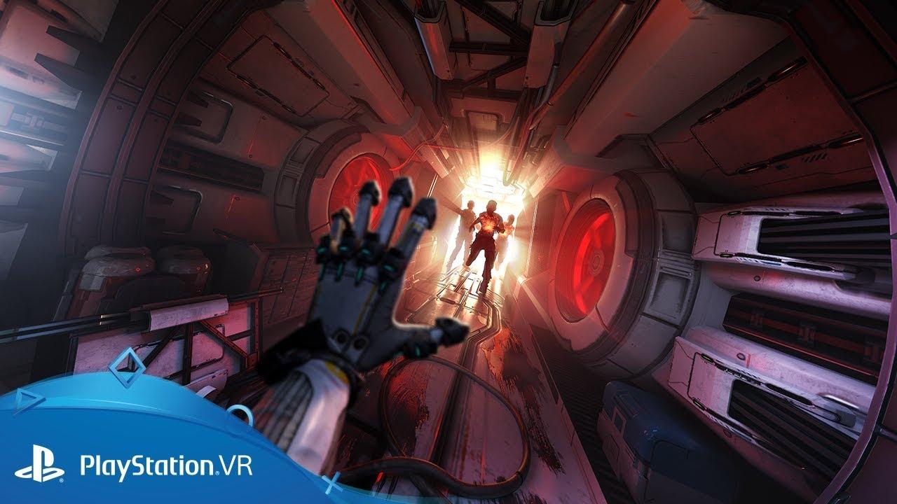 The Persistence, lo sparatutto fantascientifico per VR, sarà disponibile dal 25 luglio