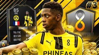 FIFA 17: F8TAL GERMANY #03 🌟 COINS REKORD 🏆