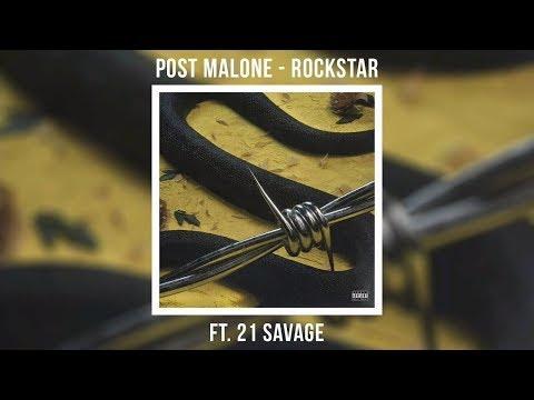 ПЕРЕВОД   Post Malone – rockstar
