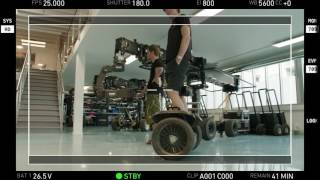 Technodolly Demo
