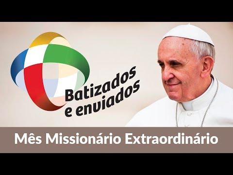 Mês Missionário Extraordinário - Outubro 2019
