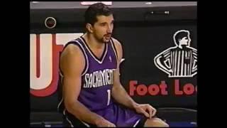 Peja Stojakovic - 2004 3-Point Shootout (Runner-Up, Full Performance)