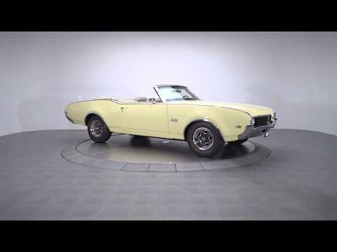 1969 Oldsmobile Cutlass for Sale - CC-963535