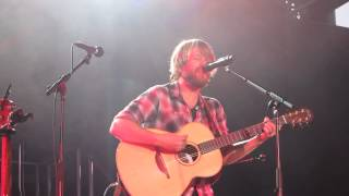Josh Wilson - Here I Am Anyway * Third Day The Miracle Tour * St. Augustine Amphitheatre * 4/14/13