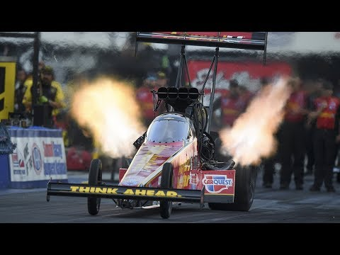 Brittany Force rockets to the top Friday in Norwalk