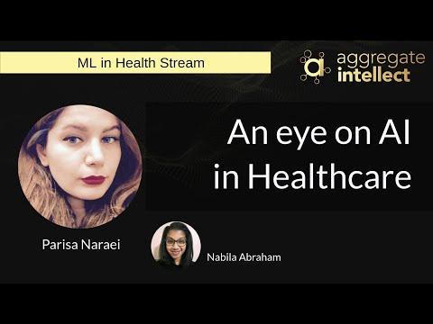 An eye on AI in Healthcare