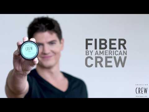Aplikimi i American Crew Fiber per floke te shkurter