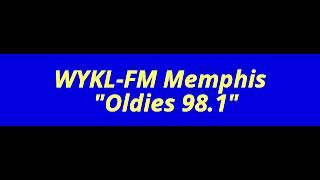 WYKL-FM (Oldies 98.1) Memphis - Aircheck (1994)