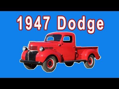 Download 1947 Dodge Pickup Restoration HD Mp4 3GP Video and MP3