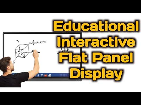 Intractive Flat Panel