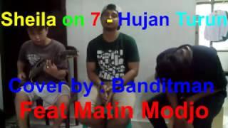 Sheila On 7 - Hujan Turun , Cover Feat Matin Modjo ,mirip Duta Ga Sih Vokalnya