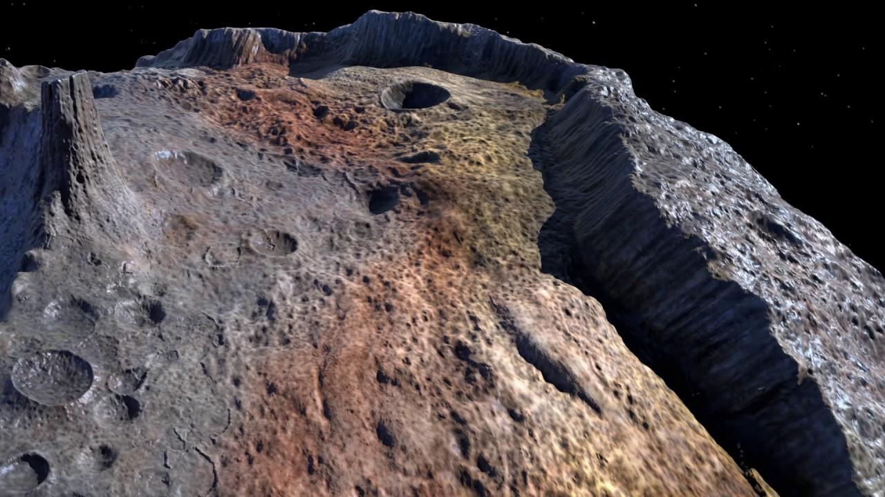 NASA отправит космический аппарат к вулканическому астероиду Психея. Чем интересен этот объект?
