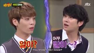 Male Groups On Knowing Brother   Part 1