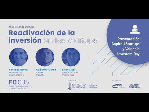 Presentación de Capital4Startups y Valencia Investors Day[;;;][;;;]