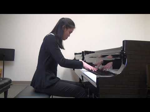 Here is one of my videos of me playing F. Chopin Nocturne Op.48 No.1. I hope you enjoy and feel the passion of how I think about music!