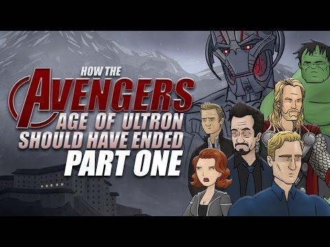 Avengers: Age Of Ultron, část 1