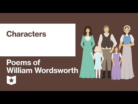 Poems of William Wordsworth (Selected) Study Guide | Course Hero