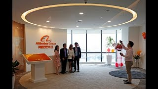 Kuala Lumpur is home of Alibaba's South-East Asia office