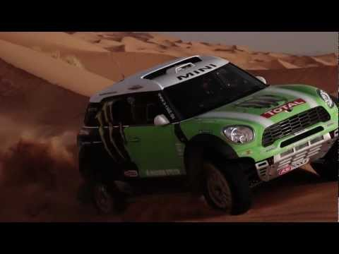 Dakar 2013 Preview Stephane Peterhansel