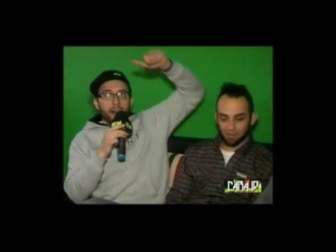 Carajo video 10 años - Entrevista - CMTV 2012