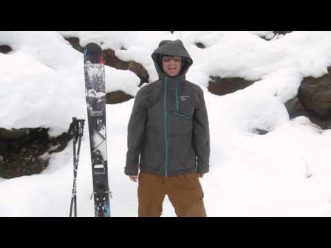 Ski Gear Review – Mountain Hardwear Whole Lotta Jacket & Freeride Bib Pant