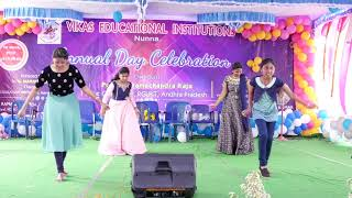 Vikas College Annual Day Celebrations 2019 Culturals 2
