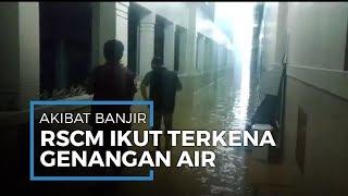 Banjir Kepung Jakarta, RSCM Ikut Terkena Imbas dari Banjir