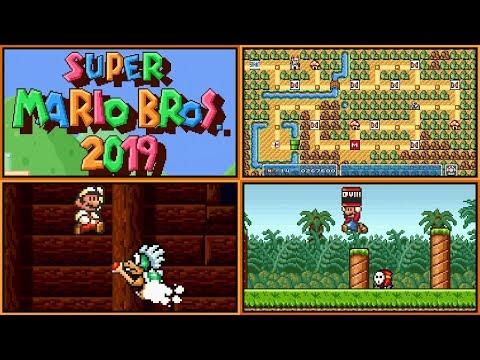 Super Mario Bros  2019 | Fun SMB3 Style Fangame | BTG