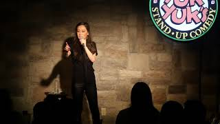"""Dirty Show"" at Yuk Yuks"