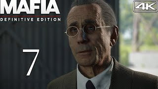 Mafia Definitive Edition  Walkthrough Gameplay With Mods pt7  Omerta 4K 60FPS Classic