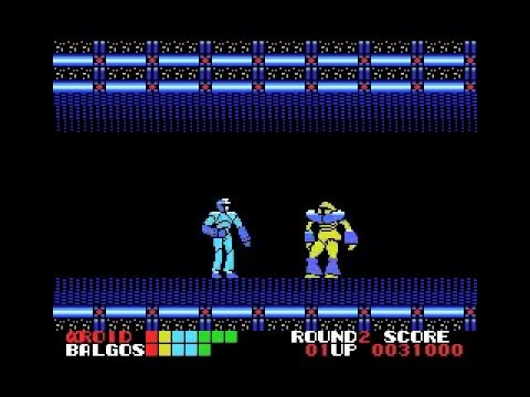 Alpha Roid (1986, MSX, Pony Canyon)