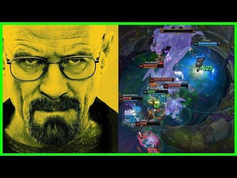 Heisenberg In League of Legends #754