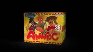 "Салют ""АМИГОС"" Р7500 (1""х36) от компании Интернет-магазин SalutMARI - видео"