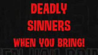 3 Inches of Blood-Deadly Sinners with Lyrics