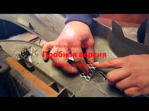 Ремонт бампера Hyundai solaris
