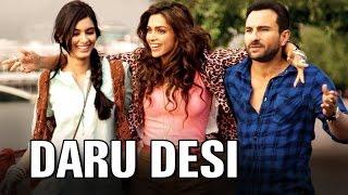 Daru Desi (Full Video Song) | Cocktail | BollyWoo.ooo | Saif Ali