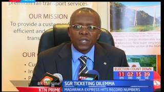 Kenya Railways vows to revamp its ticketing system to reduce the hustle most Kenyans go through
