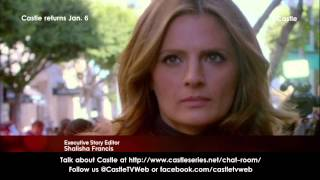 Castle - Promos 6x11, 6x12, and 6x13 - 2014