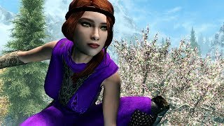 Skyrim Special Edition Xbox One: Part 140  – Purple Ninja Outfit