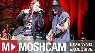 Slash ft. Myles Kennedy & The Conspirators - No More Heroes | Live in Sydney | Moshcam