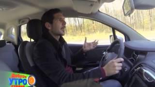 "Renault Captur тест-драйв ""Мир Авто"""