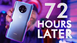 OnePlus 7T Review: 72 Hours Later!