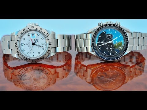 Investment potential of Luxury Wrist Watches – ROLEX, PATEK PHILIPPE, OMEGA SPORTS