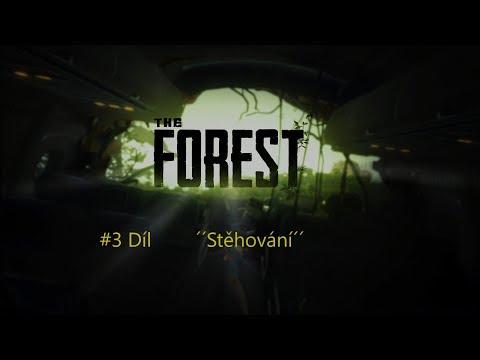 #TheForest 3 Stěhování (TimeLapse)