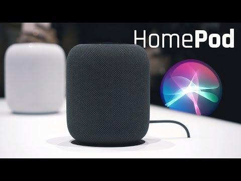 Apple HomePod: Smart Speaker on Steroids!